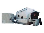 WRM系列卧式自动燃煤热风炉